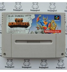 King of the Monsters (loose) Super Famicom