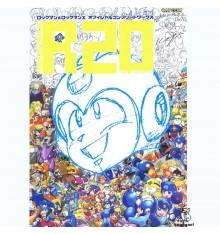 Artbook Rockman&RockmanX R20