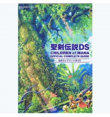Children of Mana Official Complete Guide