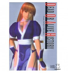Dead or Alive History Artbook