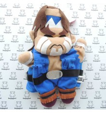 Street Fighter 2 fluffy toy