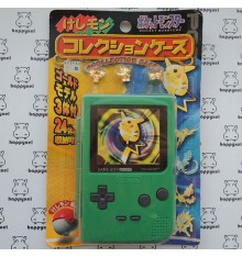 Pokemon Collection Case Green