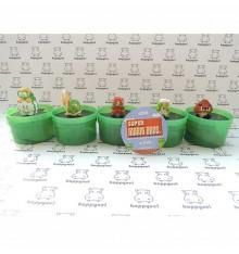 Super Mario Bros set of 5 figures