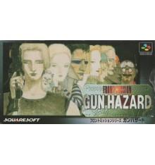 Front Mission Gun Hazard Super Famicom