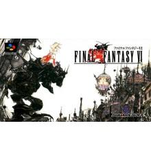 Final Fantasy VI Super Famicom