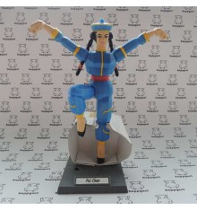Virtua Fighter collection Pai Chan figure