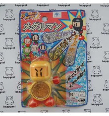 Bomberman medal Toy