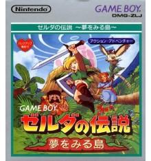 Zelda no Densetsu Yume o Miru Shima Game boy
