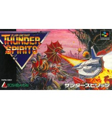 Thunder Spirit Super Famicom