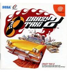 Crazy Taxi 2 Dreamcast