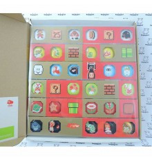 Club Nintendo set of 25 badges