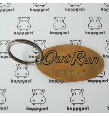 Out Run Vintage Key Holder