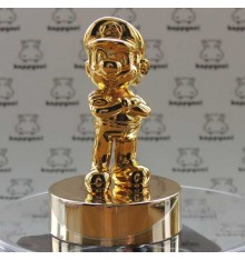 Mario gold club Nintendo (manufacturing defect)