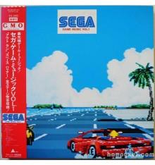 Sega Music Vol1 Vinyl 33t