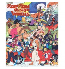Artbook Capcom design works