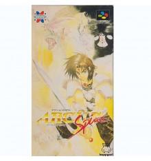 Arcus Spirits Super Famicom