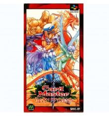 Master Card Super Famicom