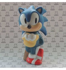 Sonic The Hedgehog shampoo bottle figure vintage