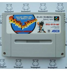 Down The World (loose) Super Famicom