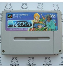 Aretha (loose) Super Famicom