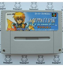 Aqutallion (loose) Super Famicom