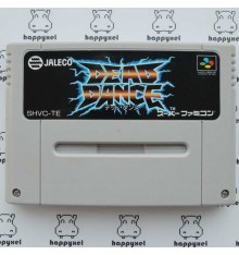 Dead Dance / Tuff E Nuff (loose) Super Famicom