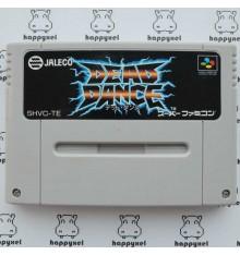 Dead Dance / Tuff E Nuff (loose) Super Famicom