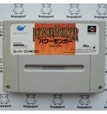 Power Monger (loose) Super Famicom