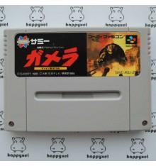 Gamera Gyaosu Gekimetsu Sakusen (loose) Super Famicom