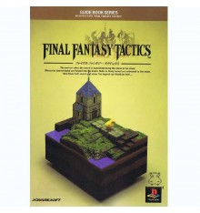 Final Fantasy Tactics Guide Book Series