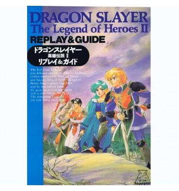 Dragon Slayer The Legend Of Heroes II