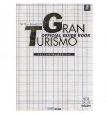 Gran Turismo Official Guide Book