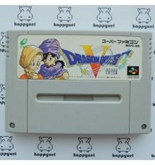 Dragon Quest V (loose) Super Famicom