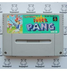 Super Pang (loose) Super Famicom