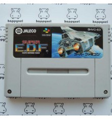 Super E.D.F. (loose) Super Famicom