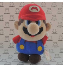 Mario Bros fluffy toy 1991