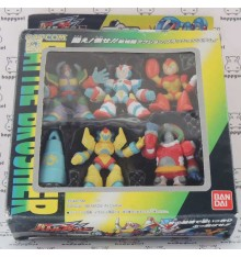 Rockman X3 figurines