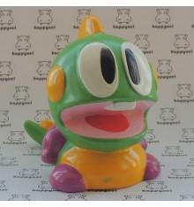 Bubble Bobble plaster figure