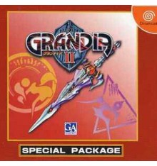 Grandia II Special Package Dreamcast