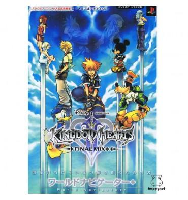 Kingdom Hearts 2 Final Mix guide