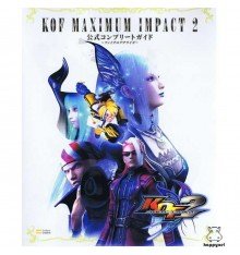 King of Fighter Maximum Impact 2 artbook