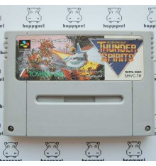 Thunder Spirits (loose) Super Famicom
