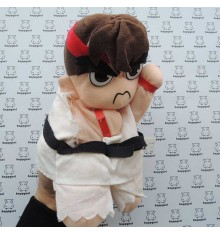Street Fighter 2 fluffy toy Ruy