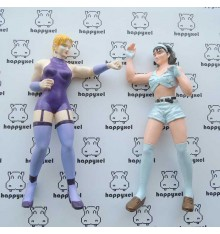 Tekken Figurine set of 2