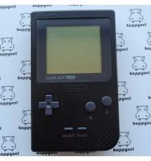 Gameboy pocket black