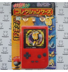 Pokemon Collection Case Red