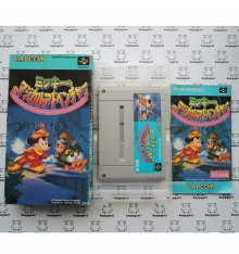 Mickey Magical Adventure Super Famicom