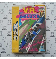 Virtua Racing Deluxe Super 32 X