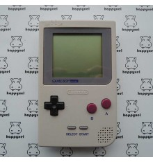 Gameboy pocket black