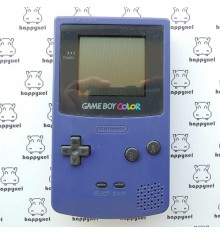 Gameboy Color blue